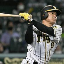 阪神が能見・上本・福留の3選手の退団を発表 福留はNPB通算2000安打まであと「91」本
