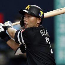 ソフトB、5連勝で今季最多の貯金18 中村晃V打&長谷川は自身初の満塁弾!