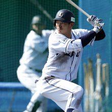 西武ファン待望の「本川越」!野手転向2年目の川越誠司がプロ1号の逆転2ラン