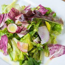 さいたまヨーロッパ野菜を使った新鮮サラダ