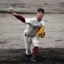 滋賀の公立校に現れた146キロ右腕…瀬田工・小辻鷹仁の実力を徹底診断!