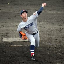 横浜高のサウスポー・松本隆之介がドラ1位候補に急浮上した理由