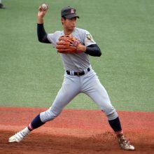 めざましい成長を遂げた名門の大型遊撃手 仙台育英・入江大樹がドラフト戦線に浮上する!