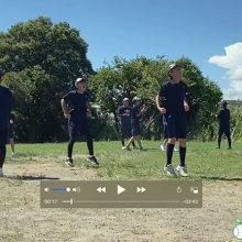 【動画】横浜港北ボーイズの「リズムトレーニング」