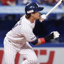 里崎氏、先頭打者弾の燕・濱田に「追い込まれたら…」