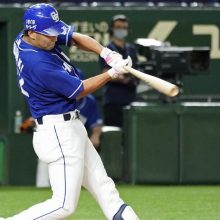 井端氏、プロ初本塁打を放った中日・石垣は「楽しみな選手」