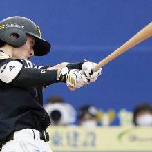 ソフトB、ロッテ戦今季初の勝ち越し 和田7勝目&森100S到達、周東3安打!