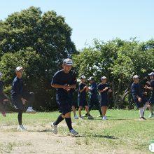 【横浜港北ボーイズ】ウォームアップに取り入れた14種類のリズムトレーニング
