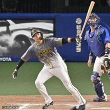 阪神・大山が逆転満塁弾で20号に到達!2打席連発の6打点で二冠も視野に
