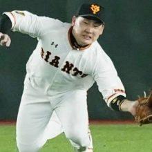 巨人・丸のダイビングキャッチに山崎隆造氏「一番難しい打球」