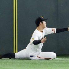 巨人・松原の4回の守備に川相氏「ああいうプレーをすると…」