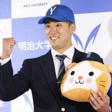 """DeNAが明治大・入江大生投手を""""得意技""""の一本釣り!「右では一番いいピッチャー」"""
