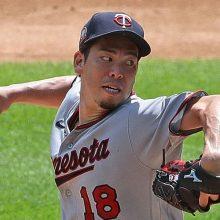前田健太、ツインズの最優秀投手賞を受賞 移籍1年目でエース級の働き