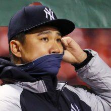 ヤンキース、地区シリーズ白星スタート 田中将大は中6日で第3戦先発へ