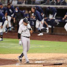 ヤンキース、レイズとの総力戦落とし地区S敗退…田中将大は第3戦黒星で終戦