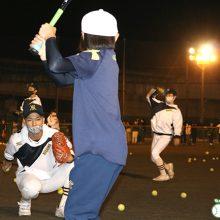 野球も「子どもへの普及」もめいっぱい頑張る。三島南高校の活動。