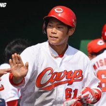 捕手陣が充実している広島 新背番号31・坂倉の野手再チャレンジはあるか!?
