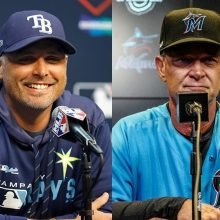 MLBの最優秀監督賞が決定 キャッシュ監督、マッティングリー監督が受賞