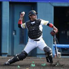 ソフトバンクのベテラン捕手・髙谷が左膝を手術…復帰まで約2カ月の見込み
