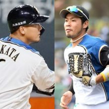 日本ハム、中田&近藤がベストナイン選出! 中田は4年ぶり「光栄に思います」