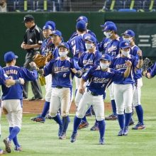NTT東日本、投手戦を制し決勝へ!飯塚監督「いい流れで来ている」