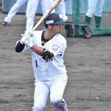 スタメン、代打で結果を残し続けたロッテ・清田育宏