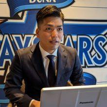 """DeNAに""""帰ってきた""""髙城が引退試合でバッテリーを組んだ三浦監督を男に「自分の力が少しでも役に立てれば」"""
