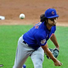 MLB公式「もっと見たいエグい球種」 ダルビッシュの4シームが選出