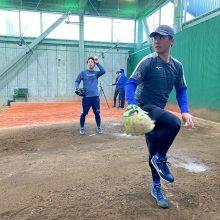 DeNAの5年目左腕・濱口遥大が開幕投手に意欲「チームの柱となれるように」