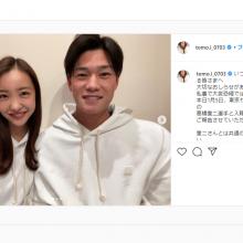 ヤクルトの23歳左腕・高橋奎二が結婚!お相手は元AKB48・板野友美さん