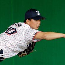 ヤクルトD1位・木澤、阪神相手に2回3失点 4四球と制球に苦しみ54球要す