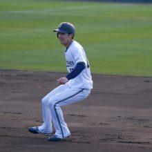 オリックスの新戦力・田城が2安打でアピール! 若手野手陣が紅白戦で躍動