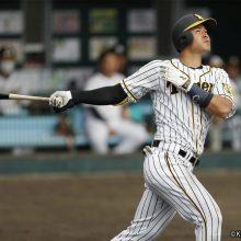 阪神・藤浪が3回無失点でローテ入り前進 ドラ1佐藤輝は7試合連続安打で打率.452