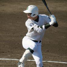 実はセンバツ初出場…専大松戸を牽引する吉岡道泰は関東屈指の巧打者だ!