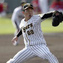 阪神はドラ8・石井大と加治屋を抹消 19日のプロ野球公示