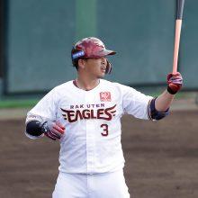 楽天・石井GM兼監督、前日に死球を受けた浅村は「今日に限っては…」