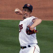 ツインズ・前田健太がこの春2度目の登板 3回1安打無失点の好投