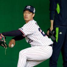 ヤクルトの開幕投手・小川が5回無四球2安打の無失点投球