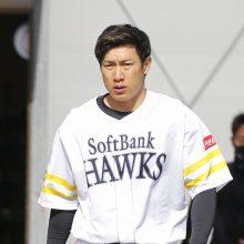 ソフトバンクのエース・千賀と主砲・柳田が教育リーグで実戦復帰