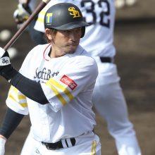 松田が8番にいる鷹打線に真中氏「怖い」