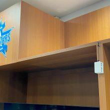 横浜スタジアムが「CO2濃度測定器」と「気流促進ファン」を導入
