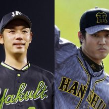 セ界最速開幕!ヤクルト-阪神のスタメン発表 佐藤輝は「6番・右翼」