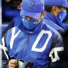 佐々木氏、2回のDeNAの走塁に「こんなに逸れてたら…」