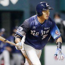 西武・呉が4試合連続打点!鷹・和田から2号ソロ「自信になりました」