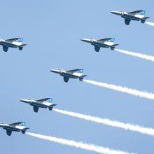 ブルーインパルスと西武がタッグ! 4月29日に本拠地上空で展示飛行