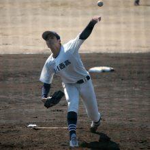 静岡屈指の進学校にドラフト候補が!掛川西・沢山優介はプロ注目の大型左腕