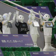 【12球団取り組み】ソフトバンク・ロボット応援団