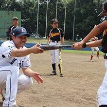 【参加者募集中】埼玉西武ライオンズの元選手による野球をプレーする全ての方向けレッスンを開催!