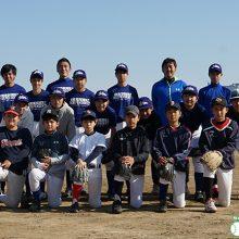 【東京インディペンデンツ】中学野球に新しい選択肢、団体に属さないチーム