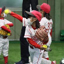 小学生向け野球教室「OSAKA BASEBALL PLAZA」開催